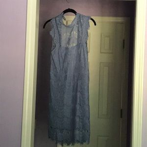 NWT Free People Lace Dress Orig $98 Sell $60